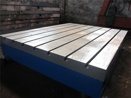 T型槽平板